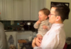 See a Baby's Reaction When He Sees His Father and His Identical Twin Brother at Once!!!